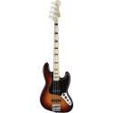 Fender Geddy Lee Jazz Bass® Maple Fingerboard 3-Color Sunburst