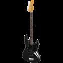 Fender Tony Franklin Fretless Precision Bass® Ebony Fingerboard Black