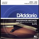 D'addario EJ75 Mandoline Phosphor Bronze