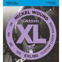 CDD EXL190 Electrische Bassnaren
