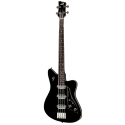 Triton Bass Solidbody Black