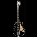 Joe Walsch Sparkle Solid Black (+ Case)