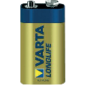 Varta EVA 4122 9V Batterij