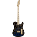 Fender James Burton Blue Paisley