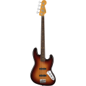 Fender Jaco Pastorius Fretless Jazz Bass® Pao Ferro Fingerboard 3-Color Sunburst