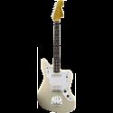 Fender Johnny Marr Jaguar Rosewood Neck Olympic White