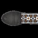 Souldier Vintage Guitar Strap Fillmore White/Brown