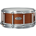 """Pearl FTMMH1465 Task Specific Free Floating Snare Drum 14""""x 6.5"""" Maple/African Mahogany"""
