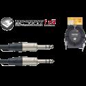 Stagg NAC3PSR N-Series Audio Kabel 3m