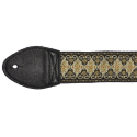 Souldier Vintage Guitar Strap Persian Black