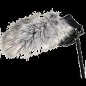 Rode Artificial Fur Wind Shield