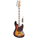 Vintage Bass VJ74MSSB Sunset Sunburst