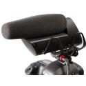 Shure VP83F Lenshopper Flash Camera Mount Condensator Microfoon
