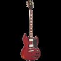 Vintage Guitars VS6MRCR Icon Series Cherry Red