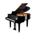Yamaha GC1 PE Baby Grand Polished Ebony
