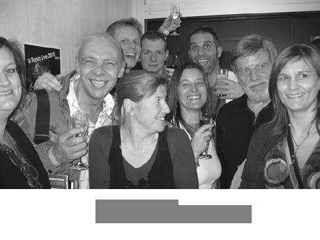 het team