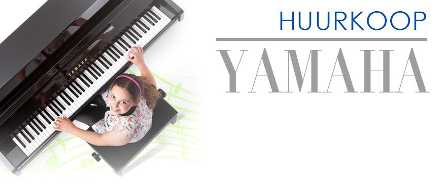 Huurkoop Yamaha