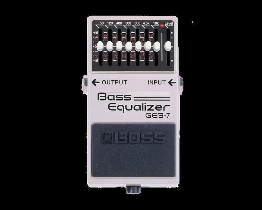 Boss GEB-7 Bass Equalizer