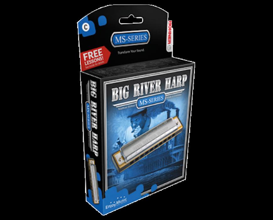 Hohner Big River Harp G