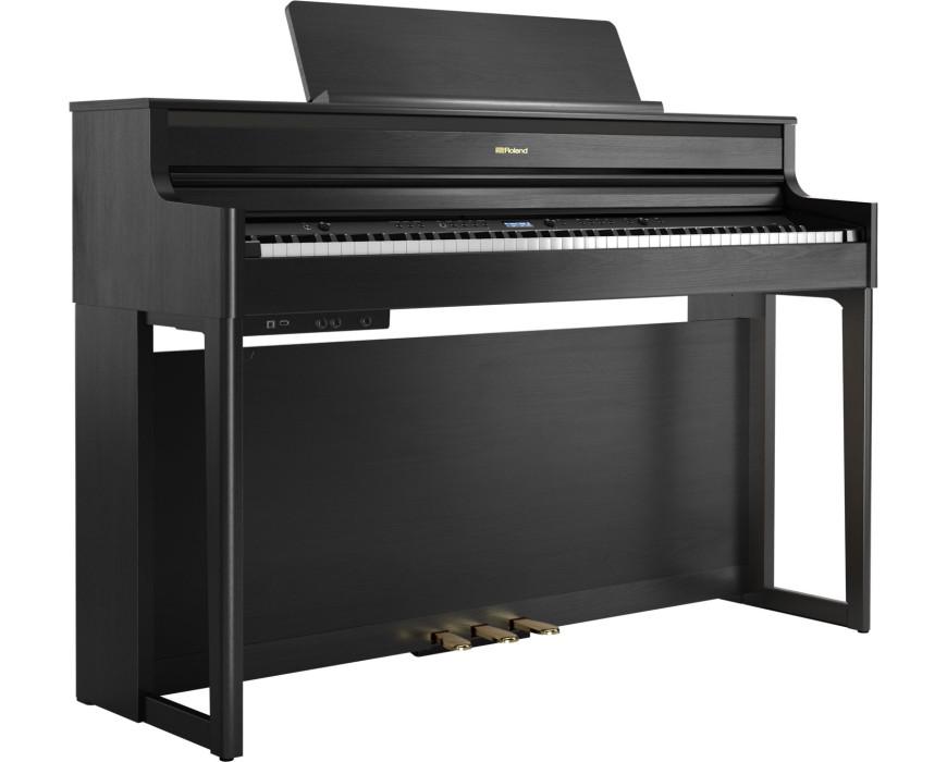 HP-704 CH (Charcoal) + Beethovenbank