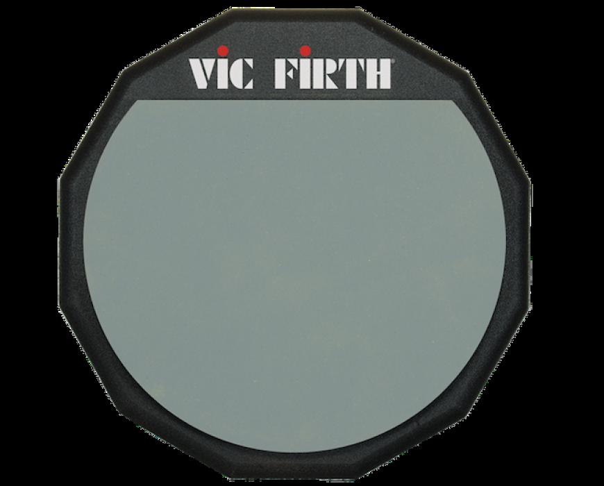 "Vic Firth PVF PAD6 Practice Pad 6"""