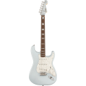 Fender Kenny Wayne Shepherd Strat® RW Transparent Faded Sonic Blue