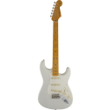 Fender Eric Johnson Stratocaster® Maple Fingerboard White Blonde