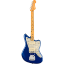 American Ultra Jazzmaster® Maple Fingerboard Cobra Blue