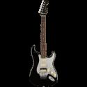 Fender American Ultra Luxe Stratocaster® Floyd Rose® HSS RW Mystic Black
