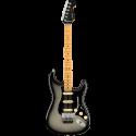 Fender American Ultra Luxe Stratocaster® Floyd Rose® HSS MN Silverburst