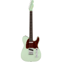Fender Ultra Luxe Telecaster® RW Transparent Surf Green