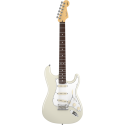 Fender Jeff Beck Stratocaster® Rosewood Fingerboard Olympic White