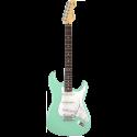 Fender Jeff Beck Stratocaster® Rosewood Fingerboard Surf Green