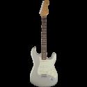 Fender Robert Cray Stratocaster® RW Inca Silver