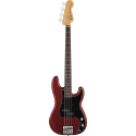 Fender Nate Mendel P Bass® Rosewood Fingerboard Candy Apple Red