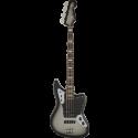 Fender Troy Sanders Jaguar® Bass RW Silverburst