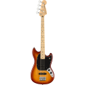 Player Mustang® Bass PJ MN Sienna Sunburst