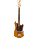 Fender Player Mustang® Bass PJ PF Aged Natural