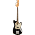 Fender JMJ Road Worn® Mustang Bass® RW Black