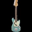 Fender JMJ Road Worn® Mustang Bass® RW Faded Daphne Blue