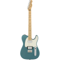 Player Telecaster® HH Maple Fingerboard Tidepool + LC Bag