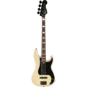 Fender Duff McKagan Deluxe P-Bass RW White Pearl