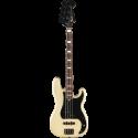 Fender Duff McKagan Deluxe P-Bass RW White Pearl
