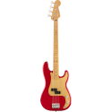 Fender Vintera '50s Precision Bass® Maple Fingerboard Dakota Red