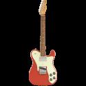 Fender Vintera '70s Telecaster® Custom Pau Ferro Fingerboard Fiesta Red