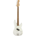 Fender Player Precision Bass® PF Polar White