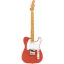 Vintera '50s Telecaster® Maple Fingerboard Fiesta Red
