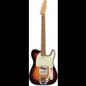 Fender Vintera '60s Telecaster® Bigsby Pau Ferro Fingerboard 3-Color Sunburst