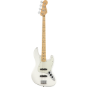 Fender Player Jazz Bass® MN Polar White