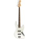Fender Player Jazz Bass® PF Polar White